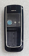Корпус для Nokia 6020 black (передня + задня панель)