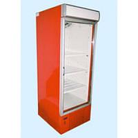 Холодильный шкаф-витрина Айстермо ШХС-0.8 с лайт боксом и автооттайкой