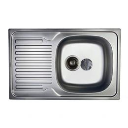 Кухонная мойка Haiba 78*50 satin