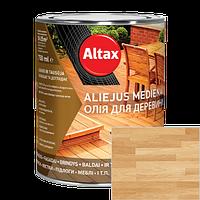 Масло для деревини Altax Безбарвна 0,75 л