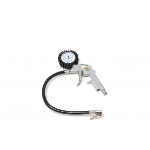 Пистолет для подкачки шин с манометром (0-15Bar)