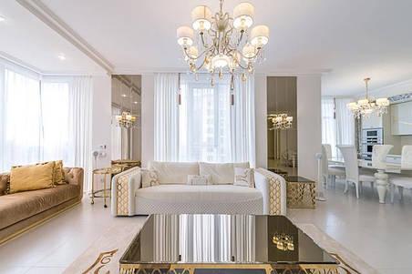 Мебель мягкая, корпусная, столики, стулья.