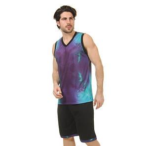 Форма баскетбольная мужская SPACE LD-8007-3 , фото 2