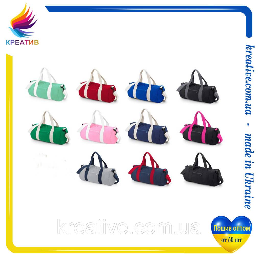 Спортивные сумки для промоакций (под заказ от 50 шт)