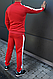 Мужской спортивный костюм Nike с лампасами (Найк), фото 2