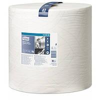 Протирочный бумажный материал Tork повышенной прочности 130060