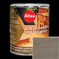 Масло для деревини Altax Графітовий 0,75 л