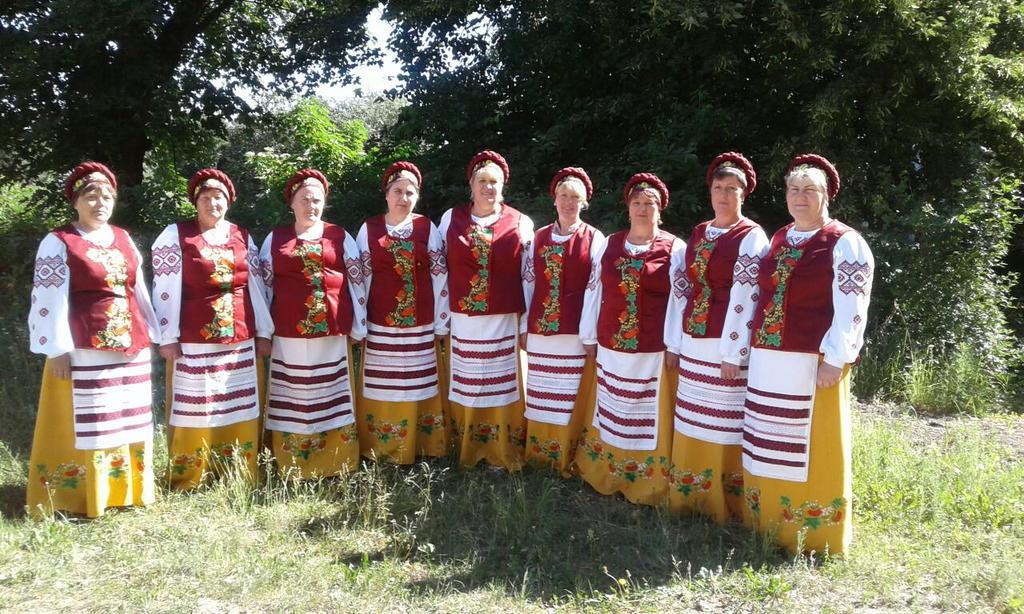 вокальна група ,Київська  обл, Фастівський рн,