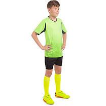 Футбольная форма подростковая Rhomb 11B-LG  , фото 3
