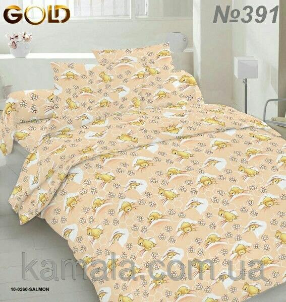 Дитяча постільна білизна - бязь Gold Мішки на сотах