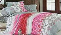 Двоспальна постільна білизна - Грація рожева