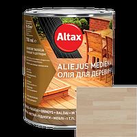 Масло для деревини Altax Сірий 2,5 л