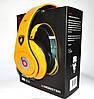 Наушники MONSTER Beats by dr.dre MUSIC HD (желтые) (replica)