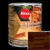 Масло для деревини Altax Палісандр 2,5 л