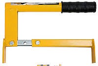 Ручной захват для кирпича с регулировкой 28-50 см Vorel 35017