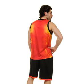 Форма баскетбольная мужская SPACE LD-8007-1 , фото 2