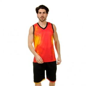 Форма баскетбольная мужская SPACE LD-8007-1