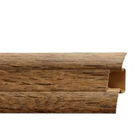 Плинтус напольный Arbiton 55mm (дуб романтик)