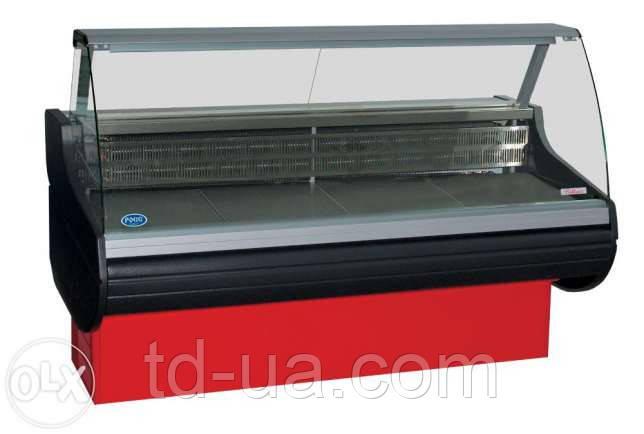 """Холодильная витрина РОСС """"Belluno"""" шириной 1,1м х 1,29м  (0…+8°С )"""
