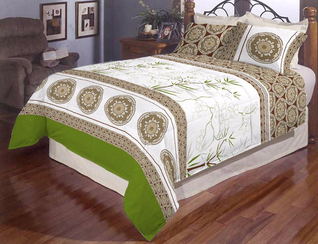 Двоспальний постільний комплект - Бамбук