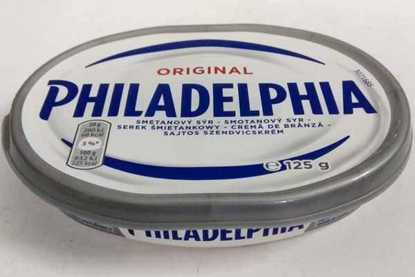 Сыр сливочный Philadelphia Original 125g, фото 2