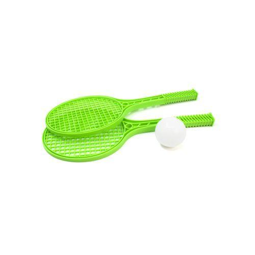 Набор для тенниса (салатовый) 325 sco