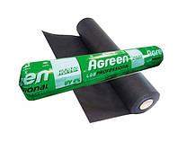 Агроволокно Agreen черное  П-50 (1,6м х 100м) Италия