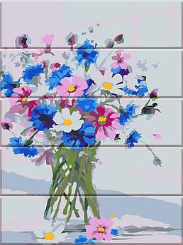 Картина по номерам Цветы из сада 30 х 40 см (ASW046)