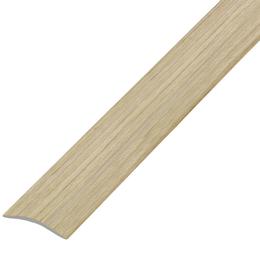 Ламинированный профиль,порог арт.П-9 (280) 30х5 мм  дуб серый, фото 2