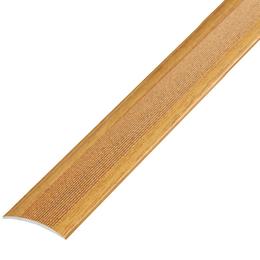 Окрашенный профиль,порог арт.О-300 30х4,5 мм дуб рустикальный