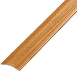 Окрашенный профиль,порог арт.О-400 40х3 мм ольха