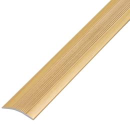 Окрашенный профиль,порог арт.О-500 50х3 мм дуб светлый, фото 2
