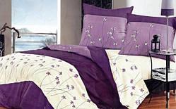 Двоспальний постільний комплект - Віолетта