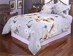 Двоспальний постільний комплект - Фіолетовий імператор