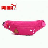 Сумка поясная Puma pink