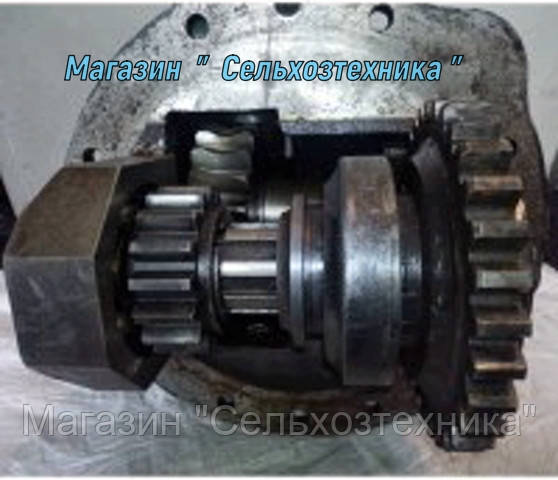 Гидромотор ГХУ ЮМЗ - 6
