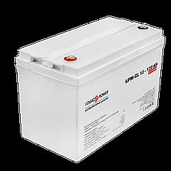 Акумулятор гелевий LPM-GL 12 - 120AH