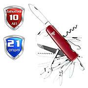 Нож Ego A01.16 красный