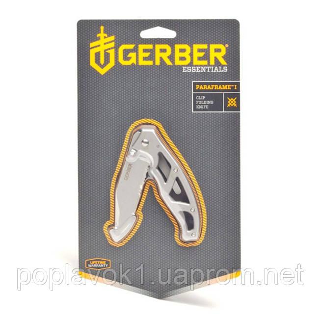 Нож Gerber Paraframe Mini (серрейторное лезвие)