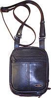 Кобура-сумка Медан 1405 кожаная