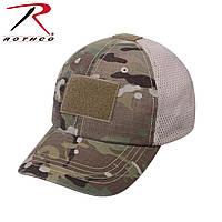 Бейсболка Back Operator Tactical Baseball Cap сетка  - MultiCam™