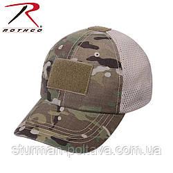 Бейсболка Back Operator Tactical Baseball Cap сітка - MultiCam™