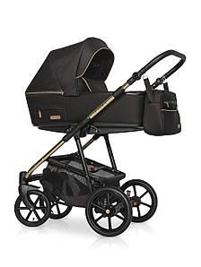 Детская универсальная коляска 2 в 1 Riko Swift Premium 11 Gold