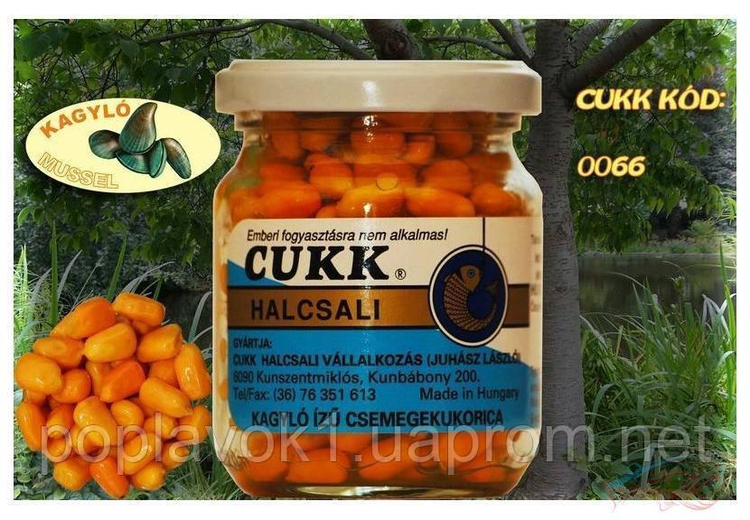 Крашенная кукуруза Cukk (220мл)  (Мидия (светло-оранжевый))