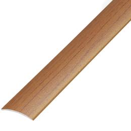 Окрашенный матовый профиль,порог арт.ОM-280 29х4,5 мм черешня, фото 2