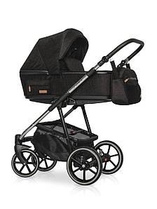 Дитяча універсальна коляска 2 в 1 Riko Swift Premium 13 Carbon
