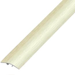 Ламинированный профиль,порог  арт.П-5 (100) 28х5,4 мм ясень светлый, фото 2