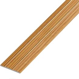 Ламинированный профиль,порог арт.П-6 (227) 28х3 мм ольха