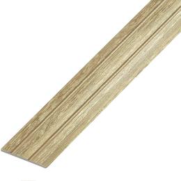 Ламинированный профи,порог  арт.П-6 (227) 28х3 мм дуб сафари