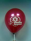 Нанесение на воздушные шары логотипа в Украине, фото 3